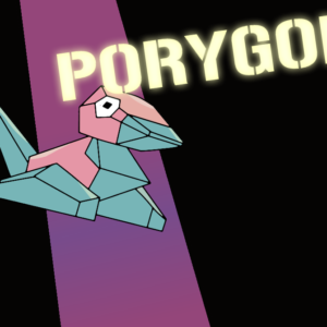 download Porygon Wallpaper by dakotaatokad on DeviantArt