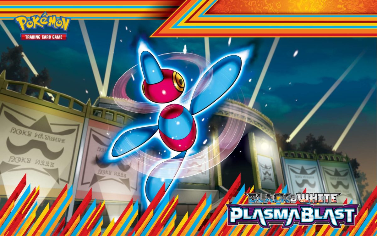 Pokemon Black & White: Plasma Blast_ porygon z – Pokemon Wallpaper