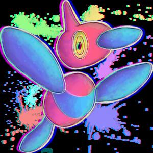 download I drew Porygon-Z : pokemon