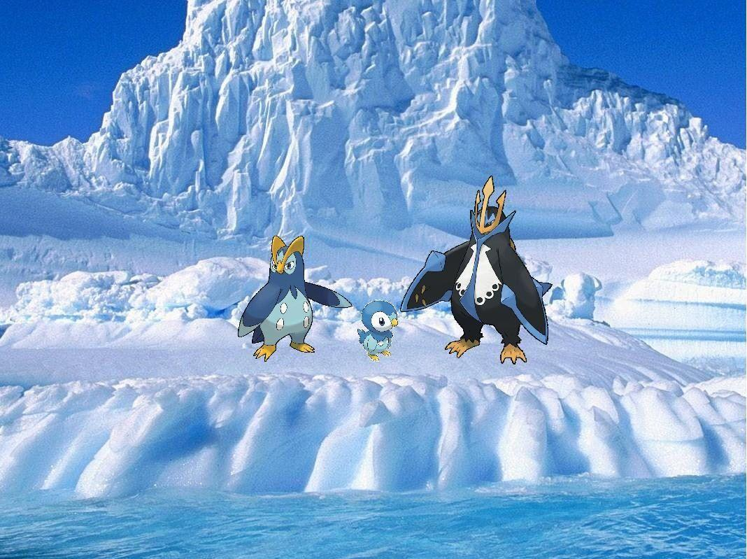 Piplup images Piplup,Prinplup and Empoleon in Antarctica HD …