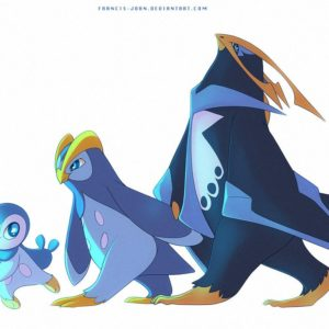 download Piplup Prinplup and Empoleon by francis-john on DeviantArt