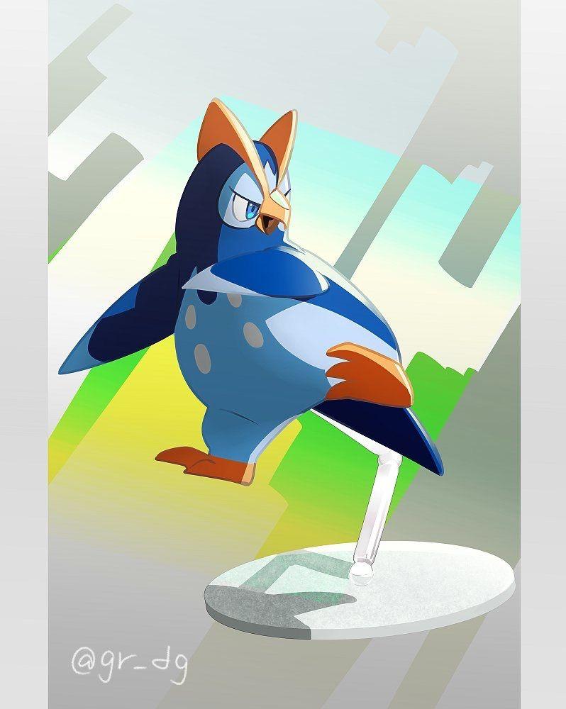 Prinplup – Pokémon – Zerochan Anime Image Board