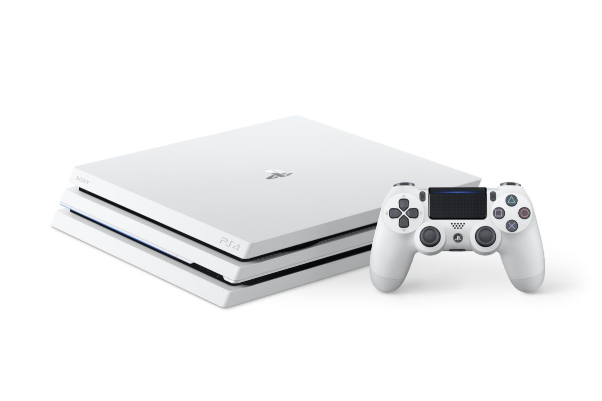 Glacier White PS4 Pro, HD Computer, 4k Wallpapers, Images …