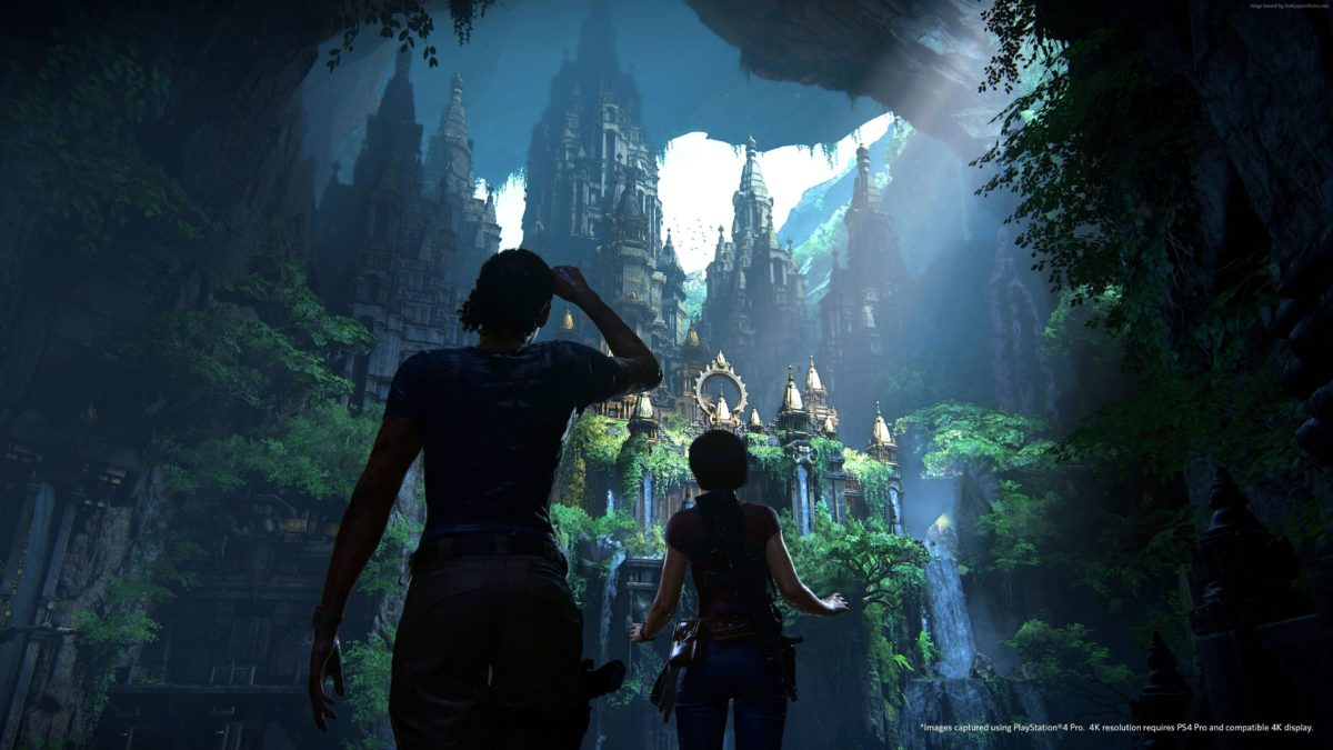 Wallpaper Uncharted: The Lost Legacy, 4k, PS4 Pro, screenshot, E3 …