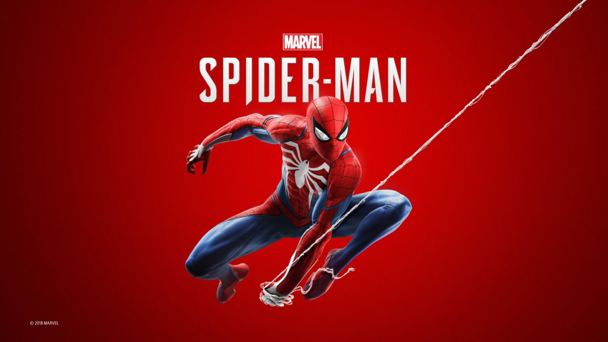 Image] Spider-Man PS4 – 4K Wallpaper : PS4