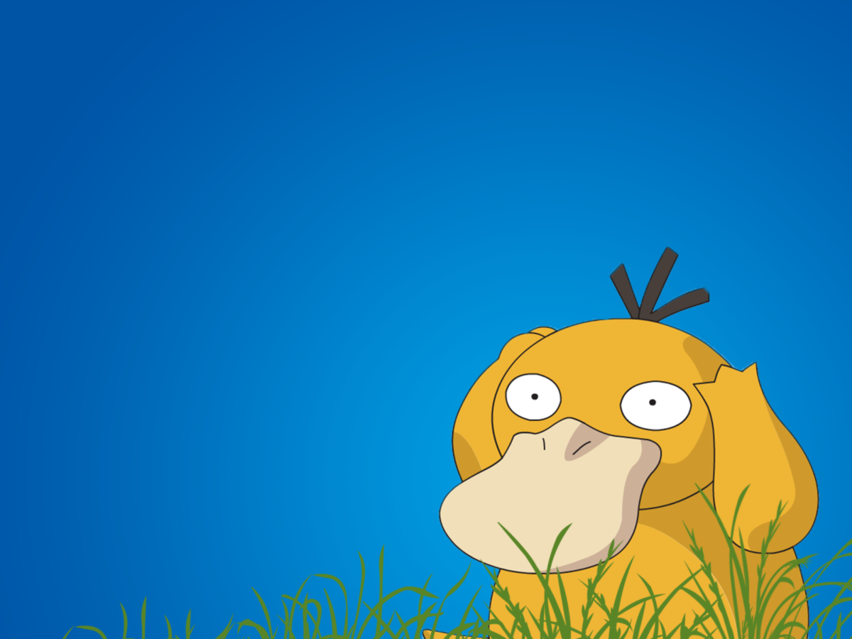 Psyduck Wallpapers – WallpaperPulse