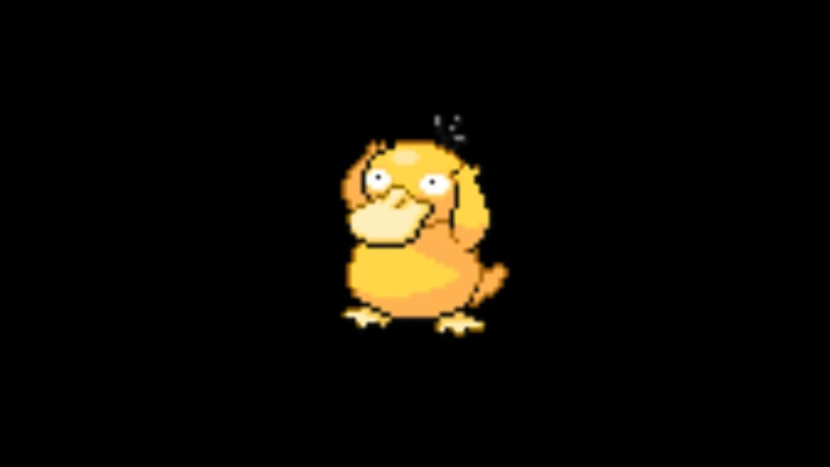 Psyduck Wallpapers ·①