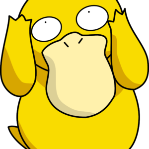download Silly Psyduck by Mighty355 on DeviantArt