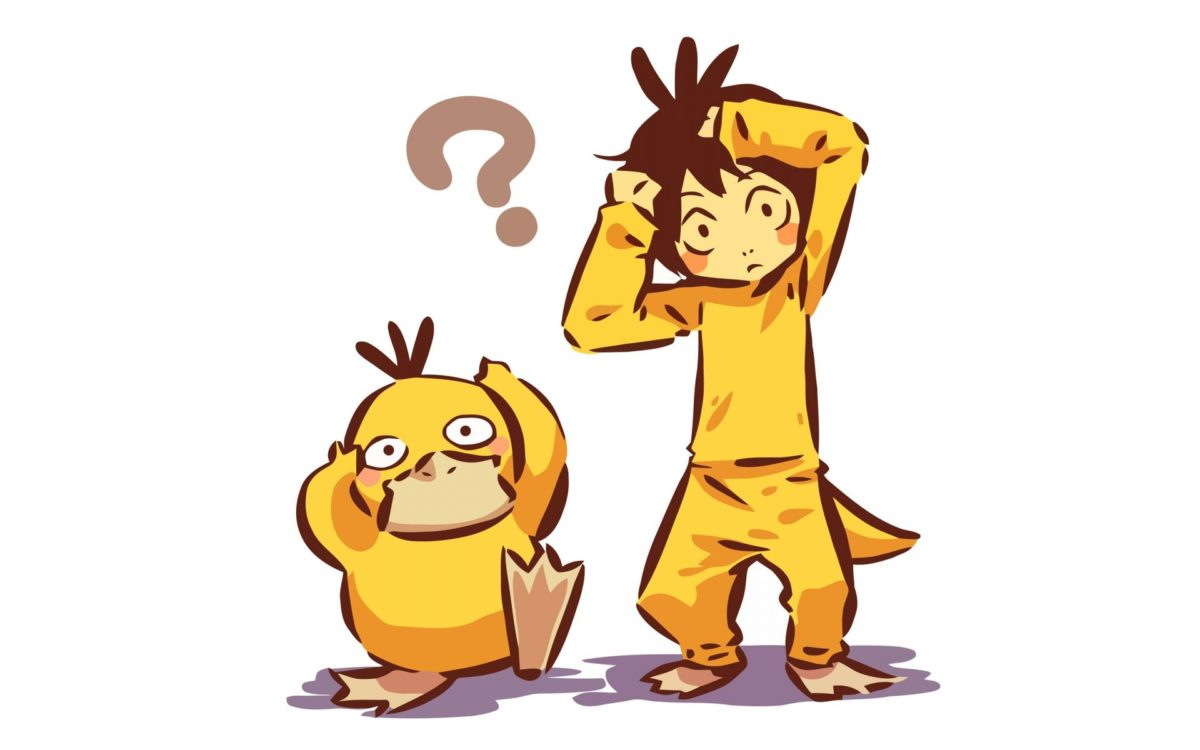 Psyduck – Pokémon – Wallpaper #206787 – Zerochan Anime Image Board