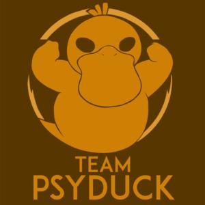 download Team Psyduck by Alterei on DeviantArt
