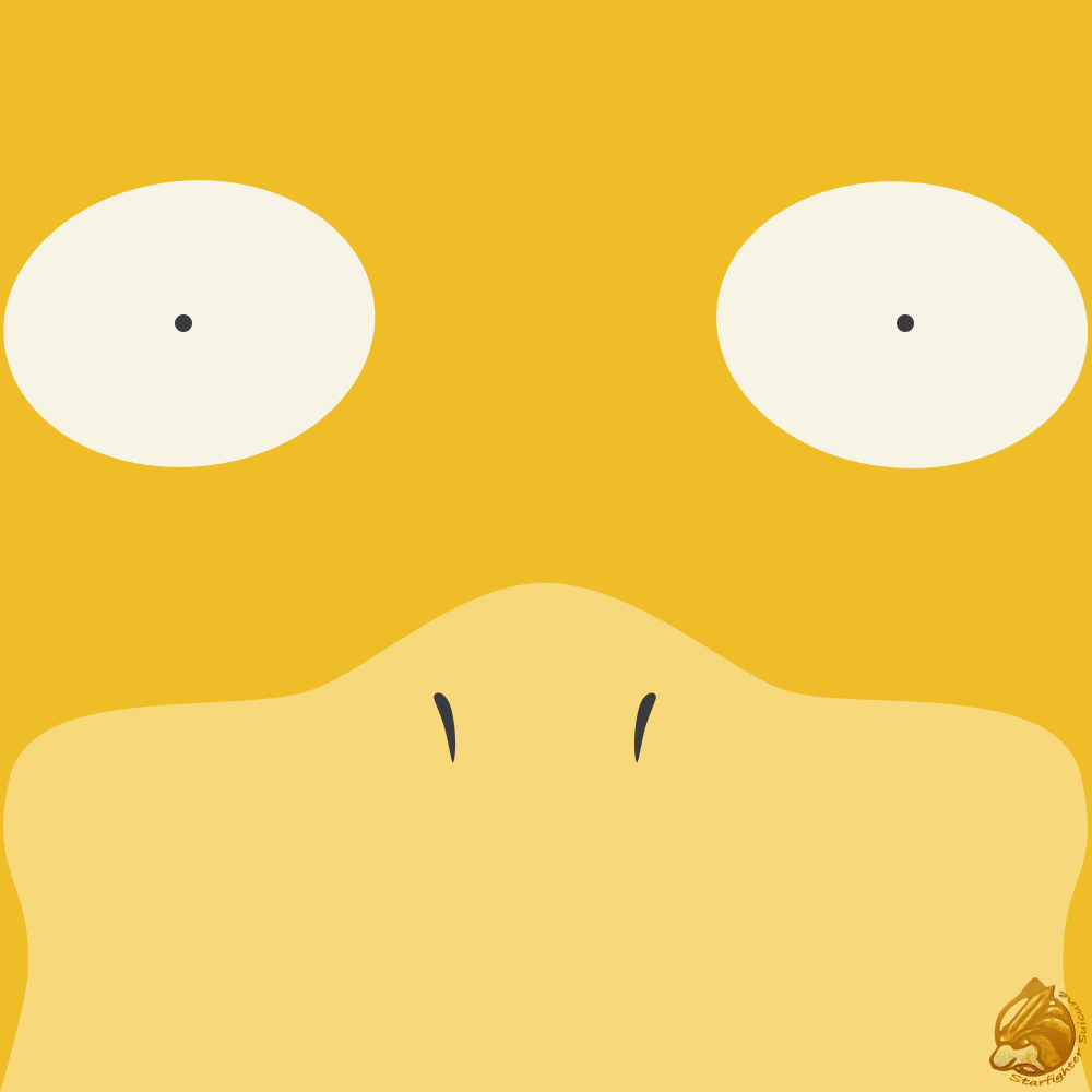 Psyduck by Kaioshin — Fur Affinity [dot] net