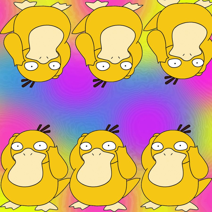 psyduck XP by dawarumono on DeviantArt