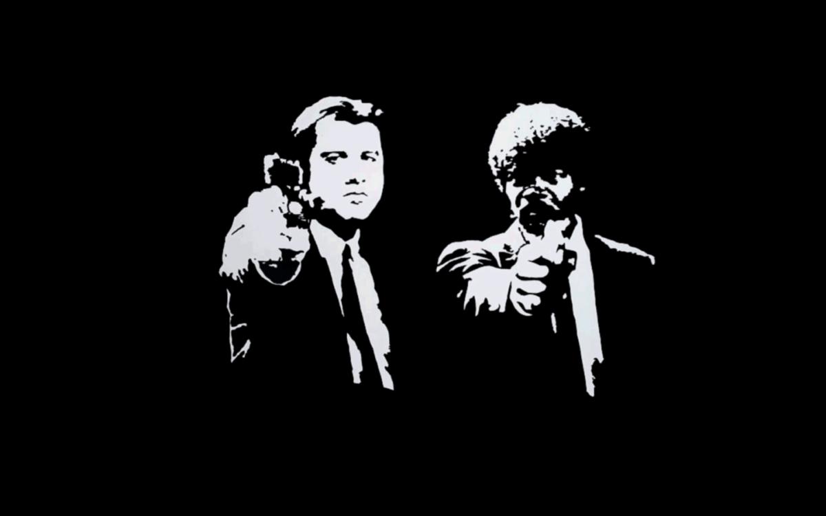 Pulp Fiction Wallpaper Hd 27518 Wallpapers | hdesktopict.