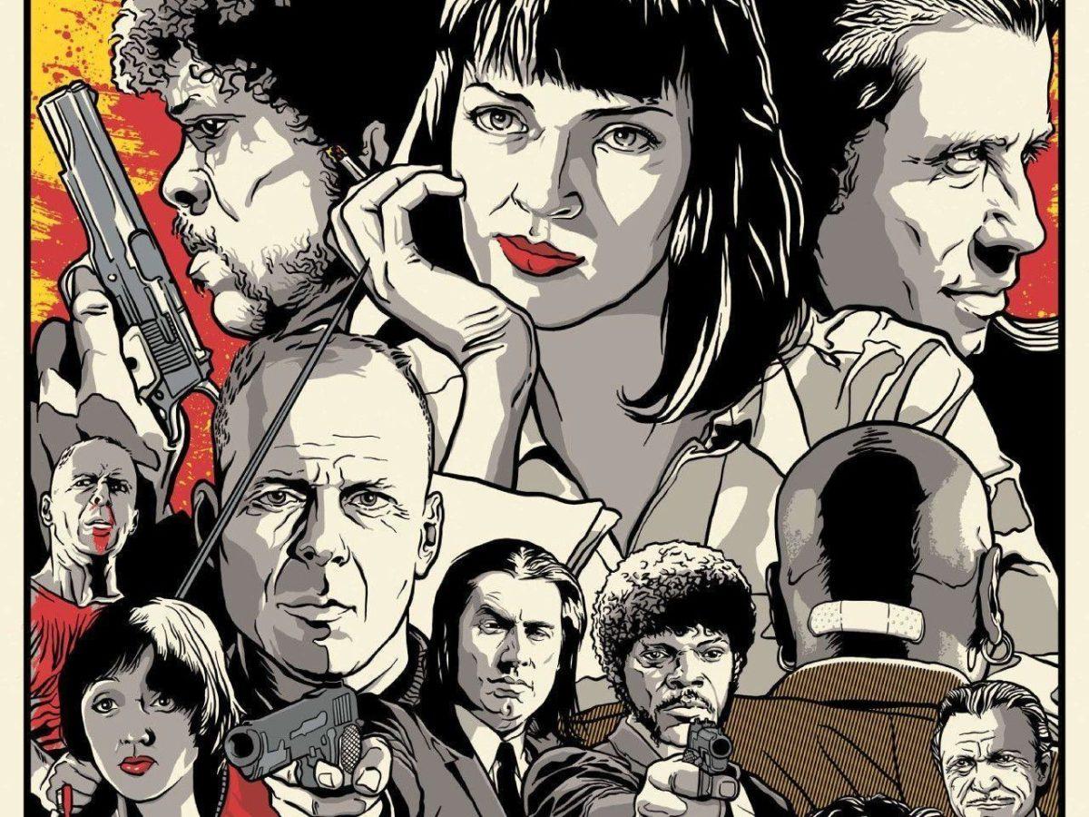 Pulp Fiction Computer Wallpapers, Desktop Backgrounds 1280×960 Id …