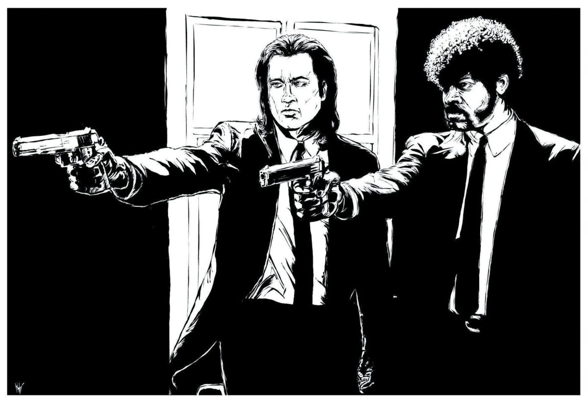 Pulp Fiction Wallpapers High Quality | Download Free