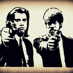 download Pulp Fiction Wallpapers Group (83+)