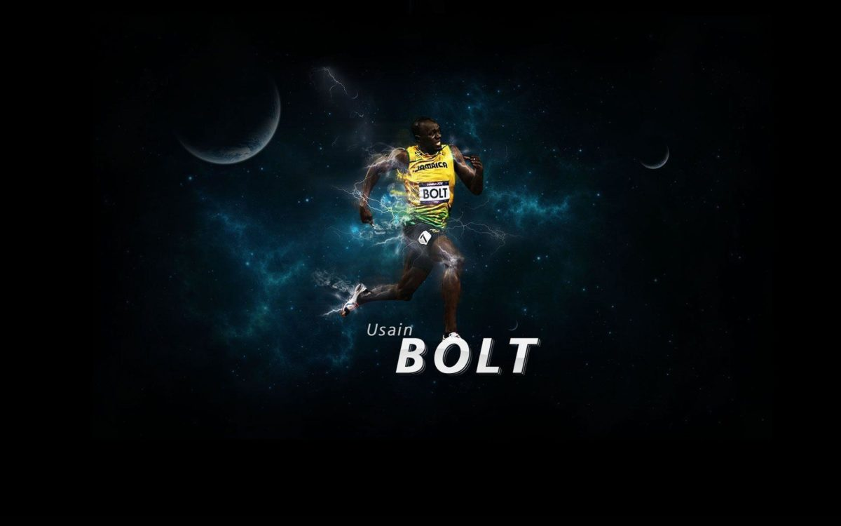 Usain Bolt runs like Puma wallpapers and images – wallpapers …