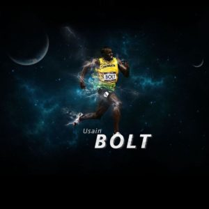 download Usain Bolt runs like Puma wallpapers and images – wallpapers …