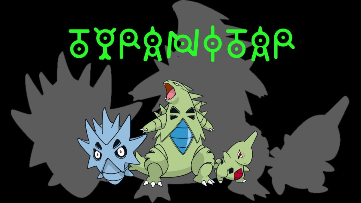 Tyranitar Background by JCast639 on DeviantArt