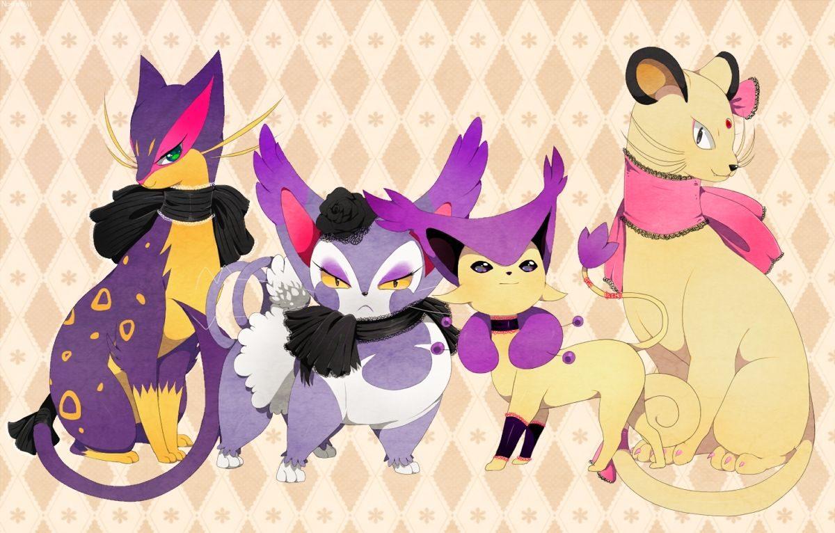 Purugly – Pokémon – Zerochan Anime Image Board