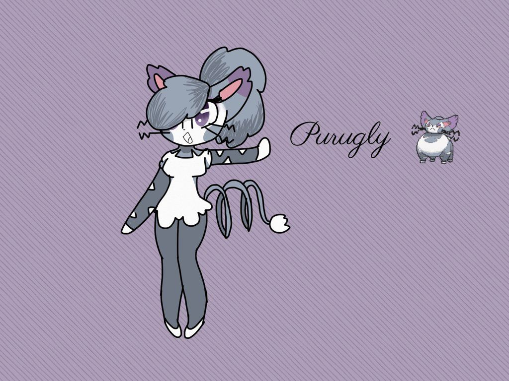 Purugly (human) by wolfpup-the-furry on DeviantArt