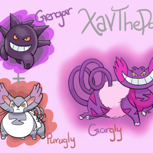 download PokeFusion #2 Gargly Alice in the Wonderland inspired fusion. Here's …