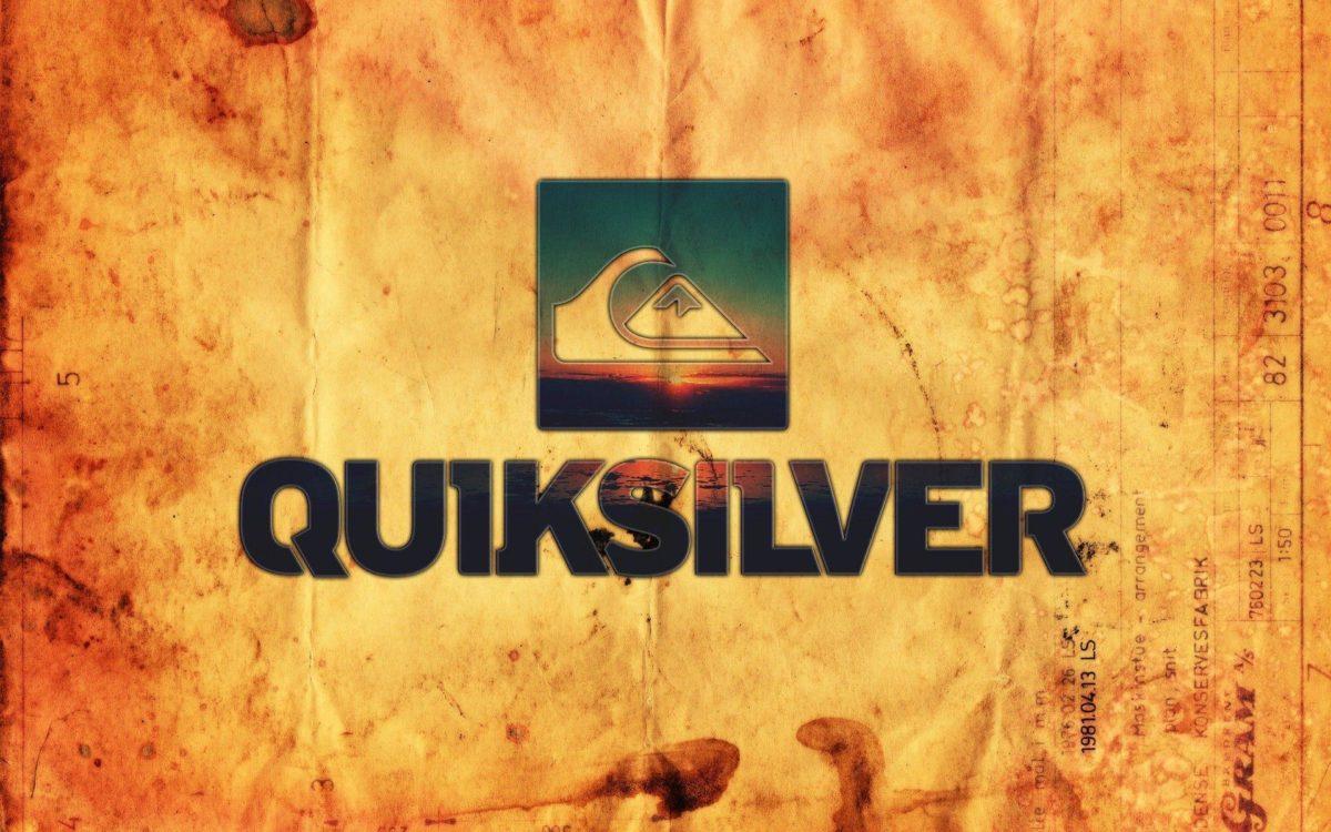 Quiksilver Logo Wallpaper – WallpaperSafari