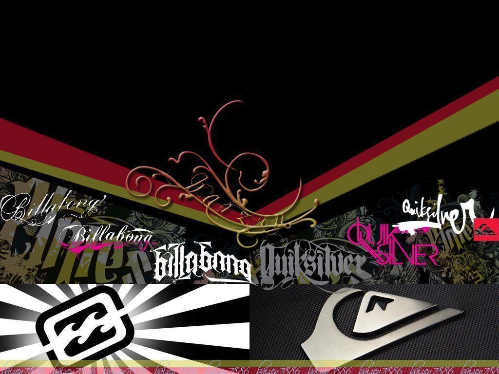 Quiksilver Roxy Logo – wallpaper.