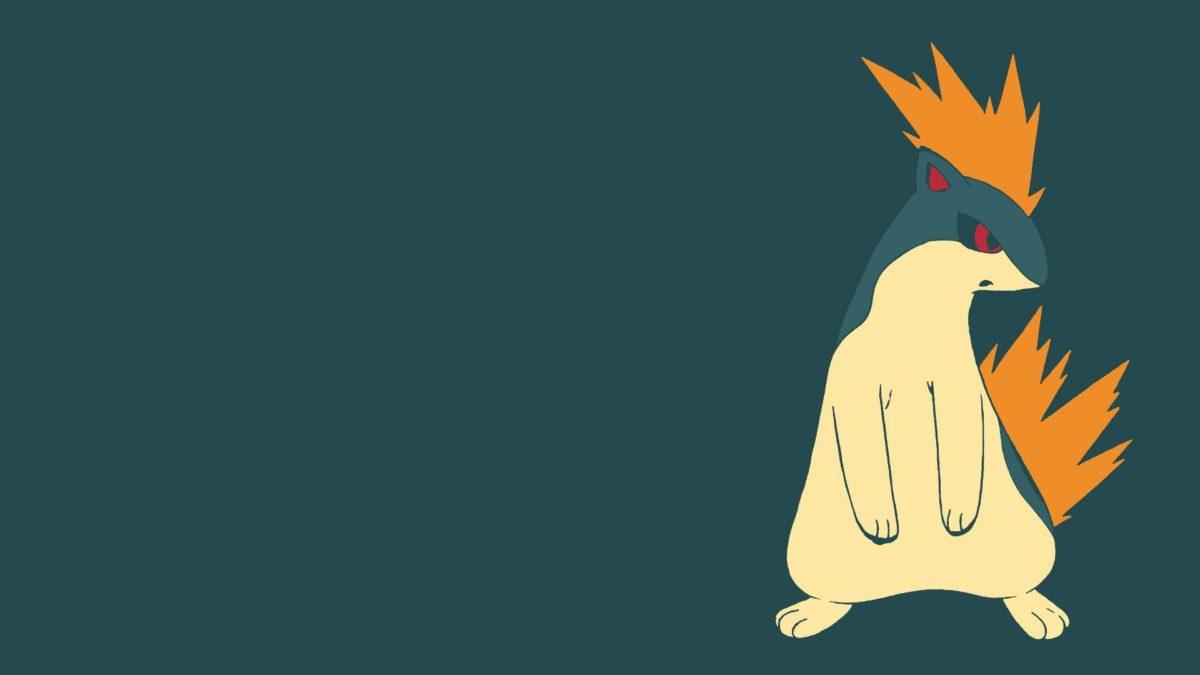 Pokemon Quilava – WallDevil