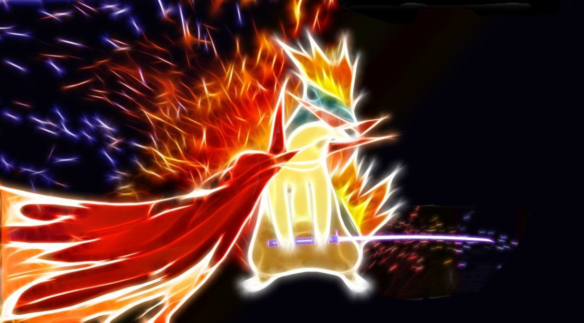 Kamina Quilava Wallpaper | The Manliest Character in Anime …