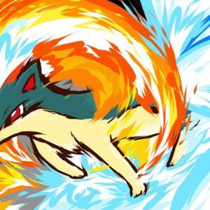 download ishmam, Pokémon, Quilava Wallpapers HD / Desktop and Mobile …