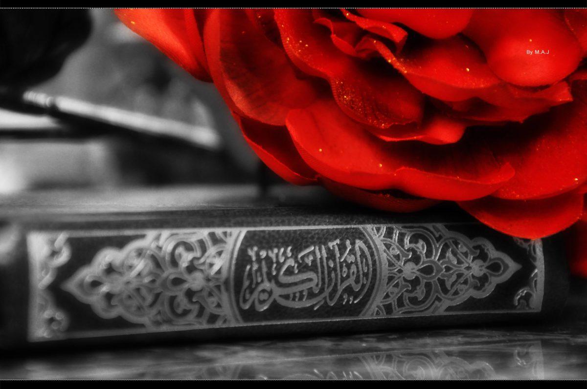 Images For > Al Quran Wallpaper