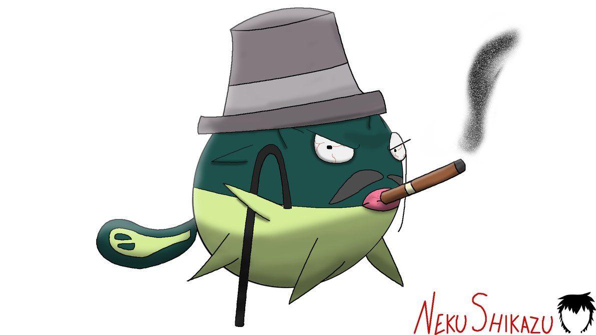 TheFuguNetwork's Qwilfish – Mascot Request by NekuShikazu on …
