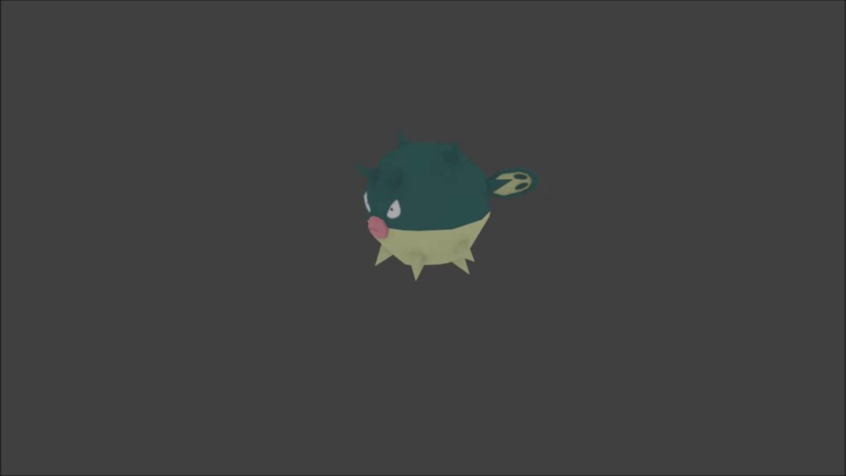 Qwilfish Test – YouTube