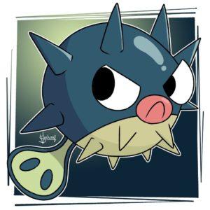 download Digital] Qwilfish (My Art) | Pokémon Amino