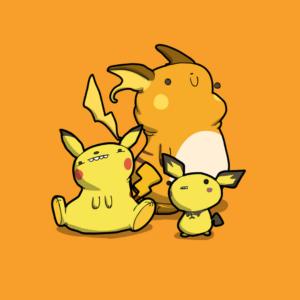 download 26 Raichu (Pokémon) HD Wallpapers | Background Images – Wallpaper …