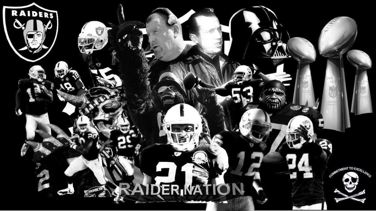 Enjoy our wallpaper of the week!!! Oakland Raiders wallpaper …