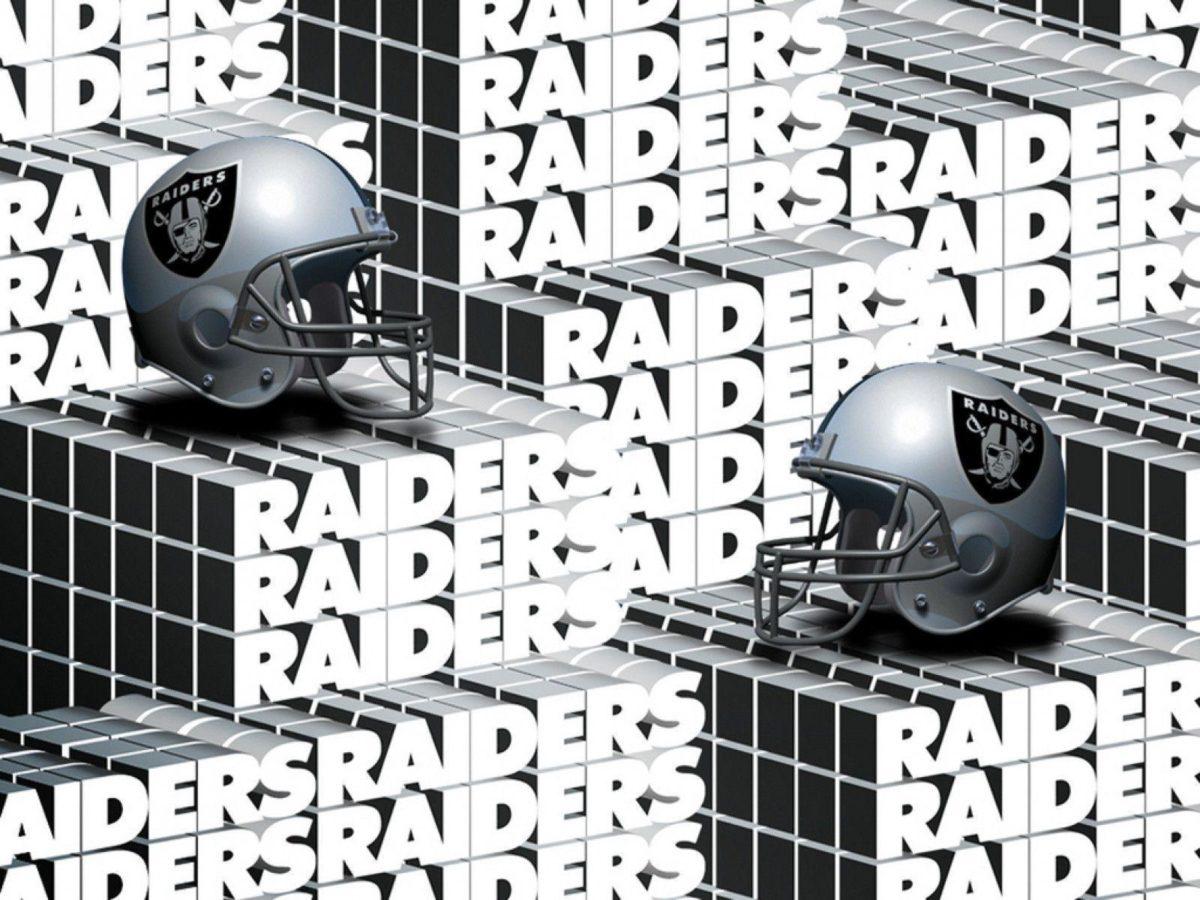 Images For > Oakland Raiders Helmet Wallpaper