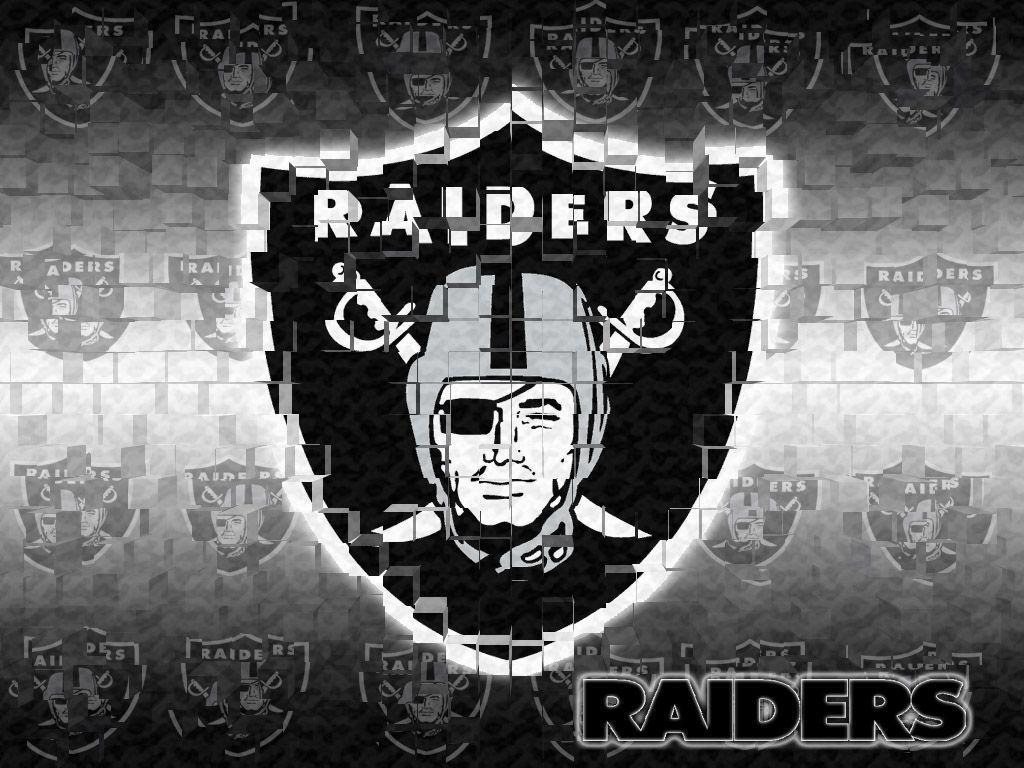 Oakland raiders, Desktop wallpapers and Raiders on Pinterest