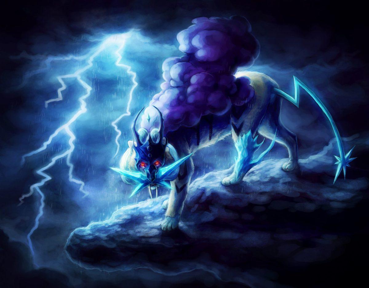 18 Raikou (Pokémon) HD Wallpapers   Background Images – Wallpaper Abyss
