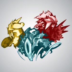 download pokemon simple background entei suicune raikou High Quality …