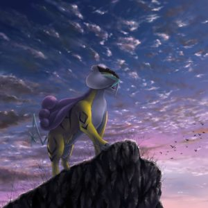 download Pokemon GO Raikou HQ Wallpapers | Full HD Pictures