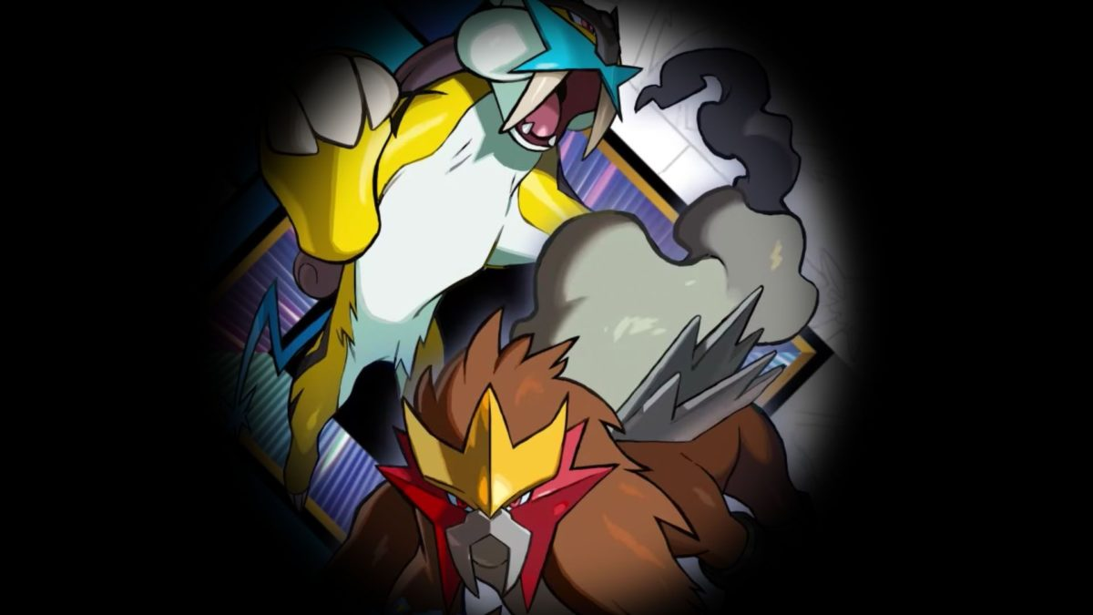 Raikou and Entei to be distributed at Target later this month …