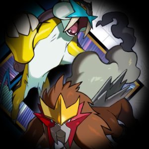 download Raikou and Entei to be distributed at Target later this month …