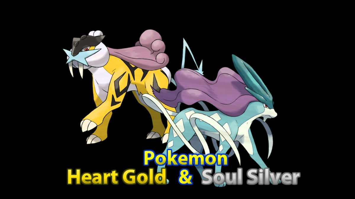 ♪ Pokemon Heart Gold & Soul Silver – Raikou and Suicune Battle …