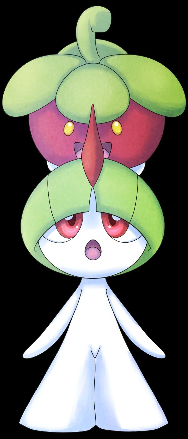 Bounsweet & Ralts : pokemon