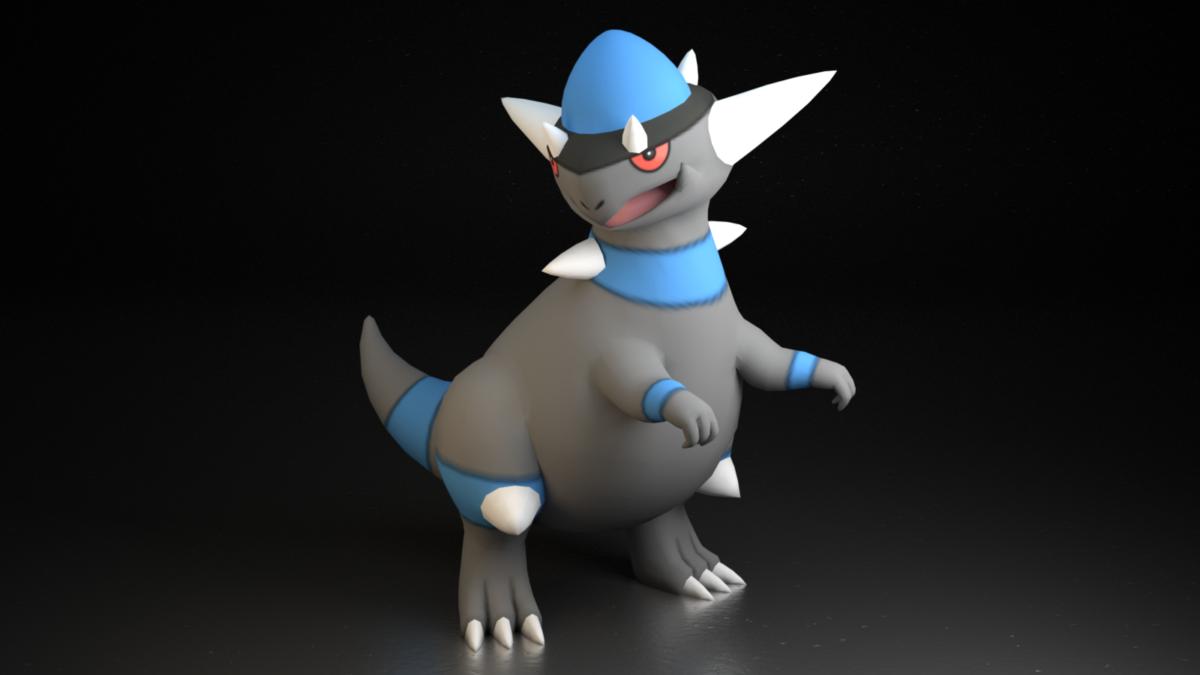 Pokémon by Review: #408 – #409: Cranidos & Rampardos