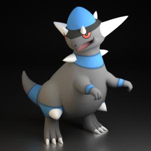download Pokémon by Review: #408 – #409: Cranidos & Rampardos