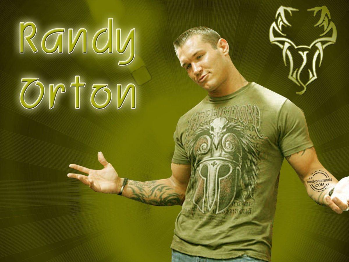 Cool Randy Orton Wallpaper   WWE Randy Orton