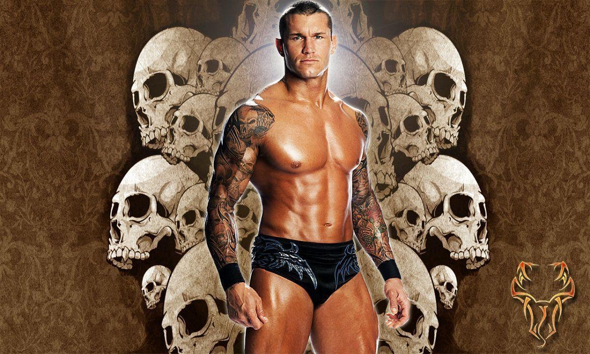 Randy Orton WWE World Heavyweight Champion   HD Wallpapers Images …